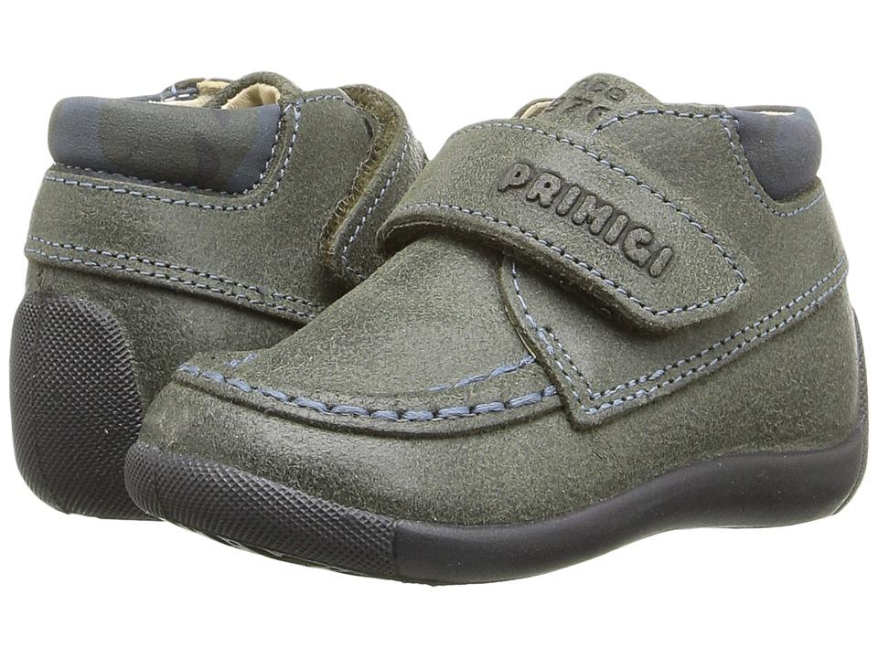 Primigi Kids - Griffin (Infant/Toddler) (Green) Boy's Shoes