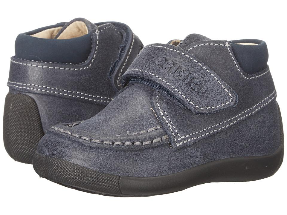 Primigi Kids - Griffin (Infant/Toddler) (Blue) Boy's Shoes