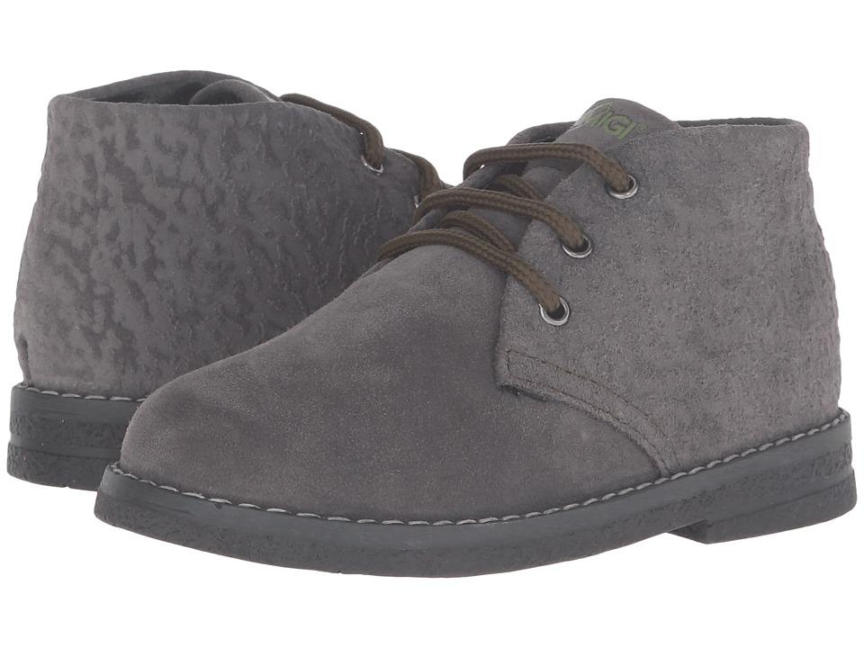 Primigi Kids - Zizzy (Toddler) (Grey) Boys Shoes