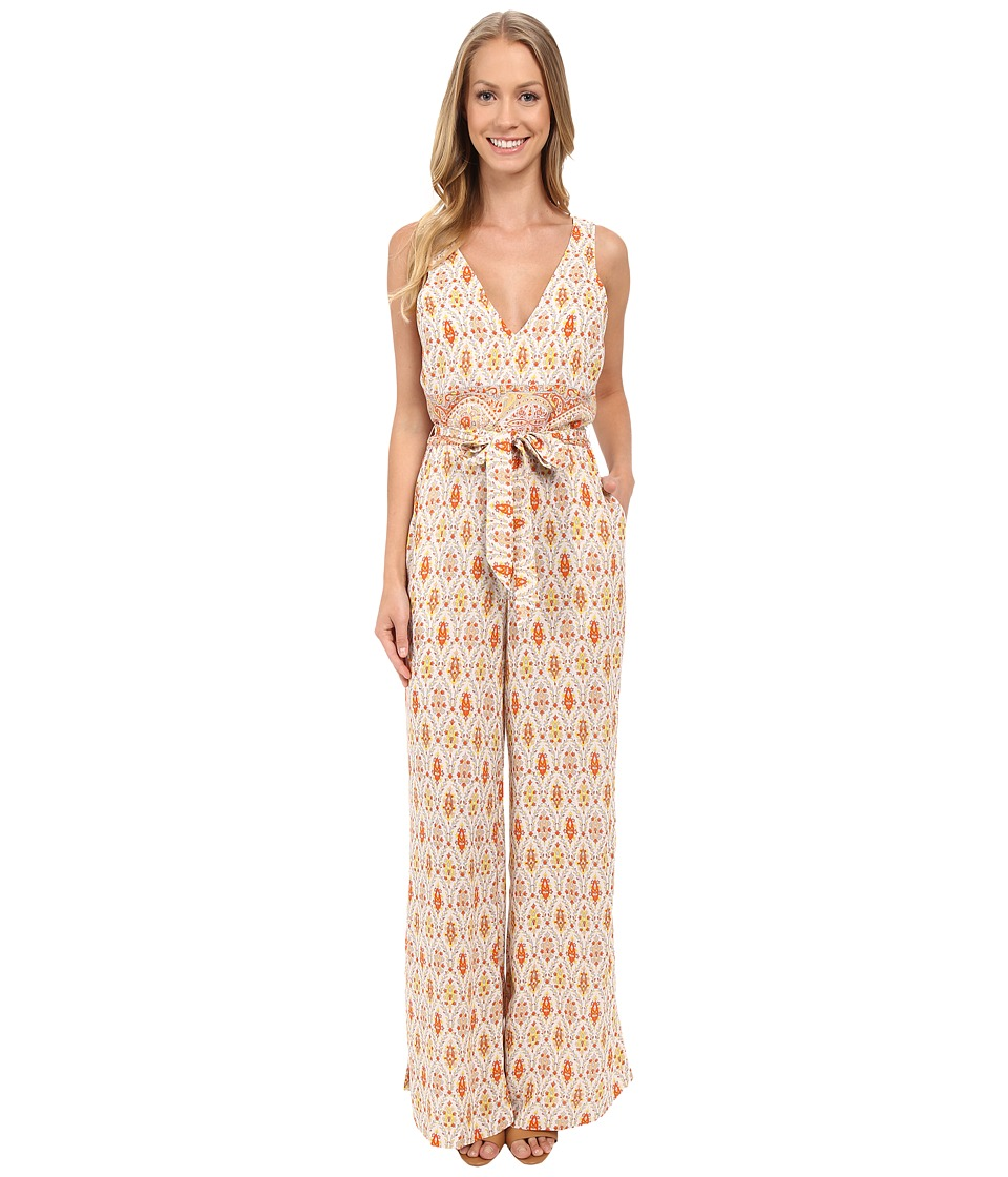 Sanctuary - Melody Jumpsuit (Field Peasant) Women's Jumpsuit & Rompers One Piece