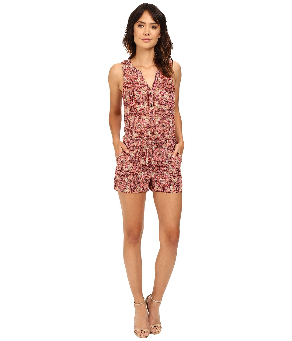 Sanctuary - Hazel Romper (Sunset Boho) Women's Jumpsuit & Rompers One Piece