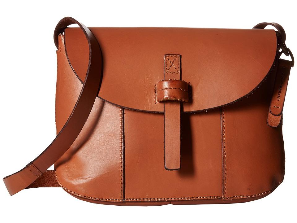Lucky Brand - Dylon Messenger (Tobacco) Messenger Bags