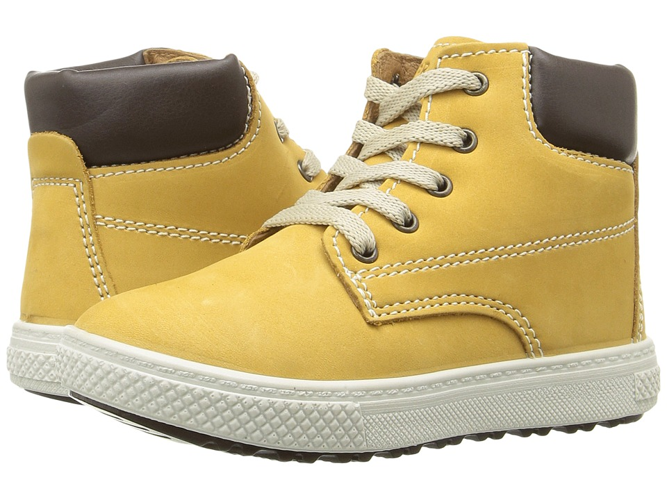 Primigi Kids - One (Toddler) (Yellow) Boys Shoes