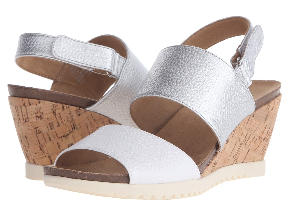 White Mountain - Teller (White) Women's Sandals