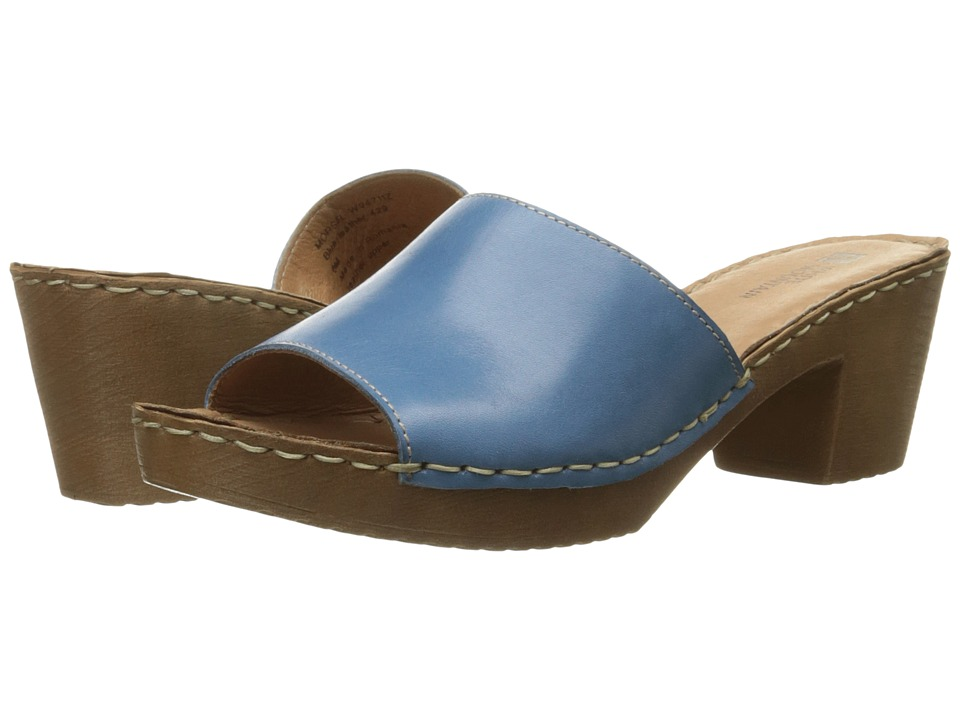 White Mountain - Morsel (Blue) High Heels