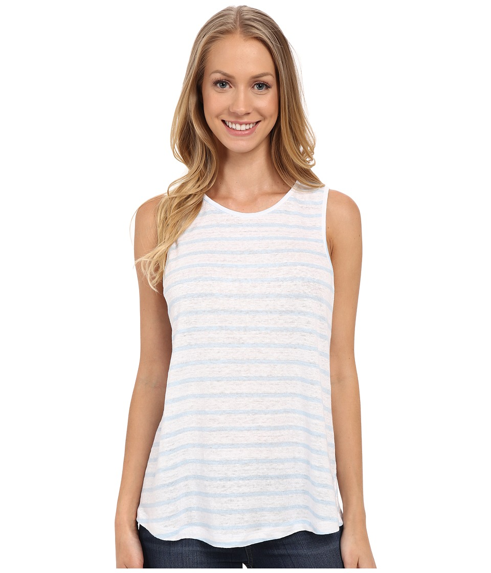 Sanctuary - Patio Tank Top (Sun Bleached Blue Multi) Women's Sleeveless