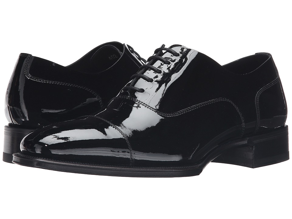 DSQUARED2 Ubaldo Laced-Up Oxford (Nero) Men