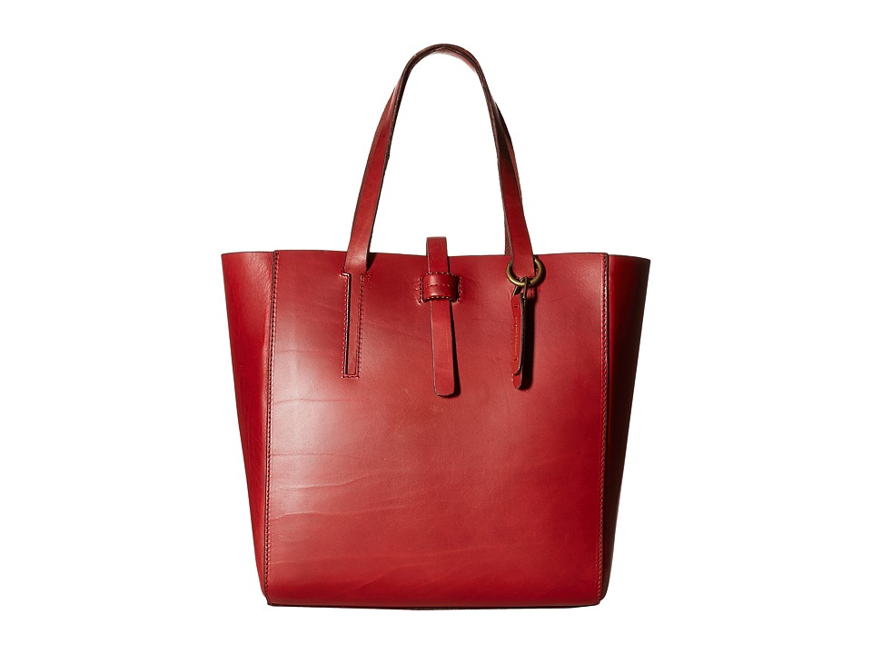 Lucky Brand - Dylan Tote (Ruby Red) Tote Handbags