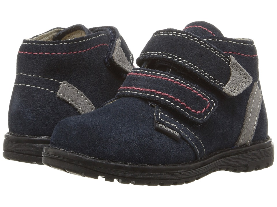 Primigi Kids - Averill (Toddler) (Navy) Boy's Shoes