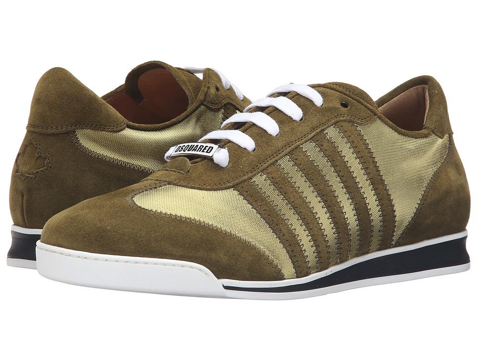 DSQUARED2 - New Runner Sneaker (Militare) Men's Shoes