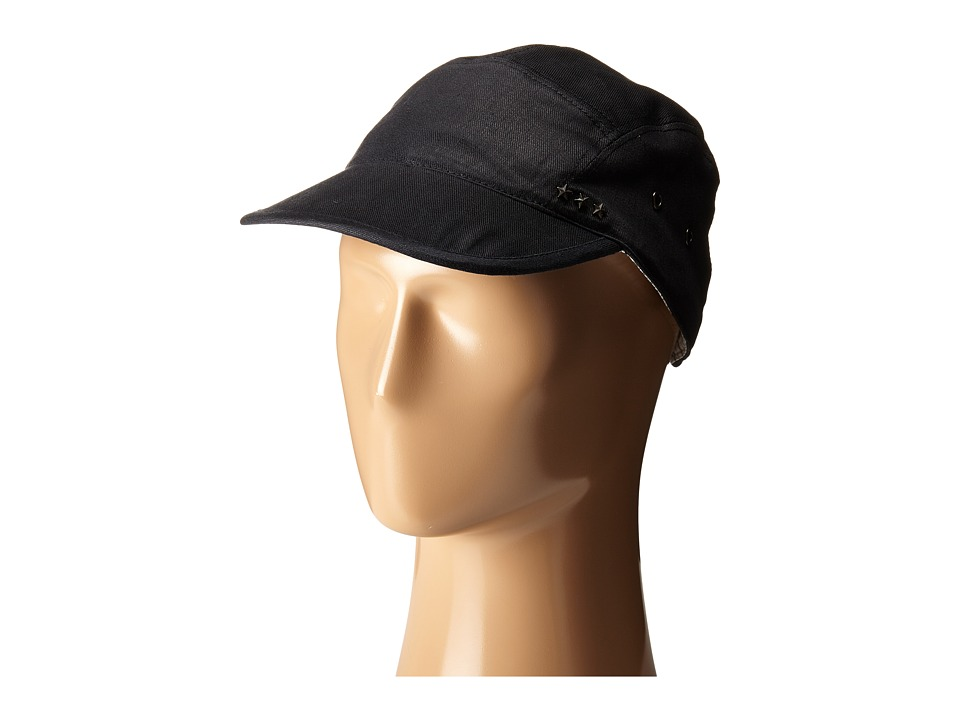 John Varvatos Star U.S.A. - Baseball Hat (Coal) Baseball Caps