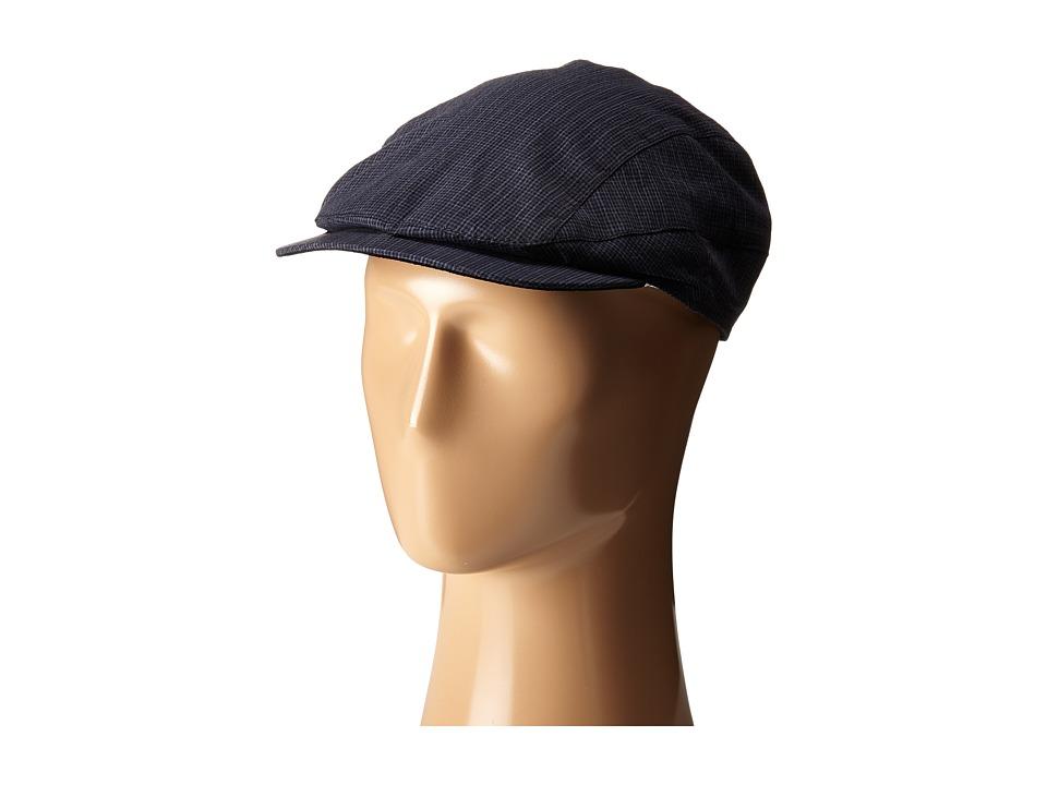John Varvatos Star U.S.A. - Ivy Hat (Indigo) Caps
