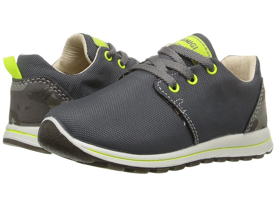 Primigi Kids - Trendy (Toddler) (Grey) Boys Shoes