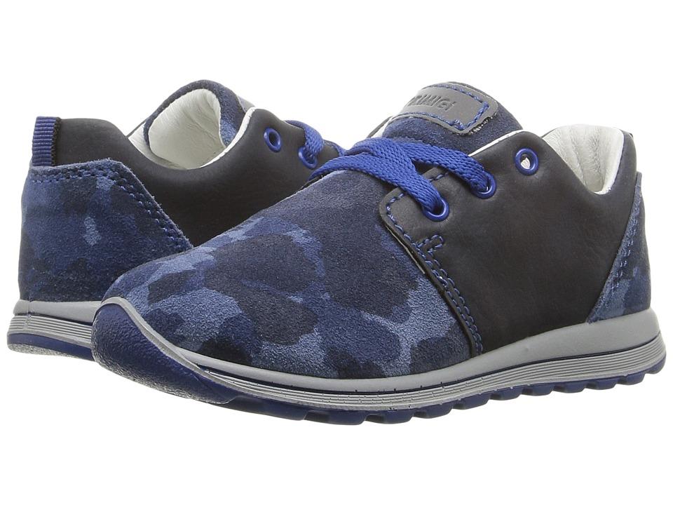 Primigi Kids - Trendy (Toddler) (Blue) Boys Shoes