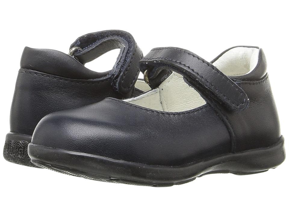 Primigi Kids - Andes (Toddler) (Blue Nappa) Girl's Shoes