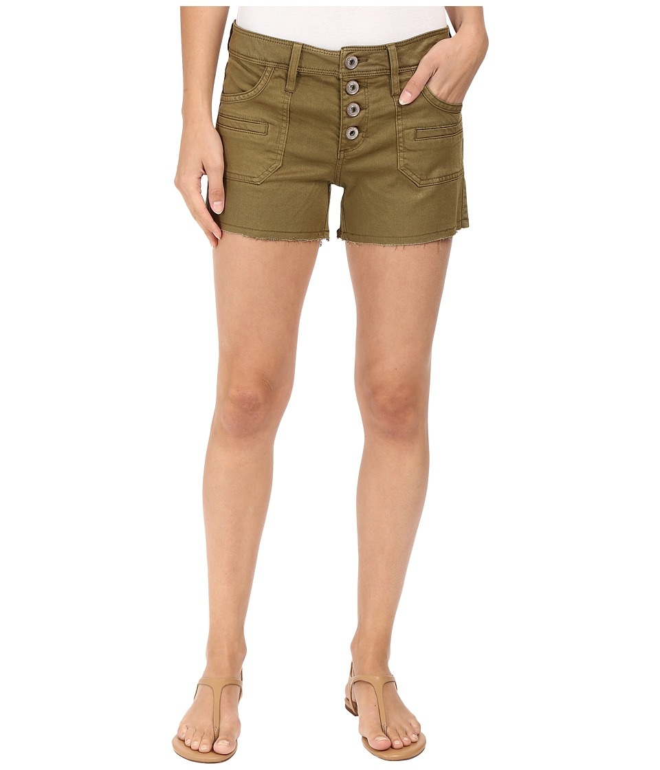 Sanctuary - Sadie Shorts (Moss) Women's Shorts