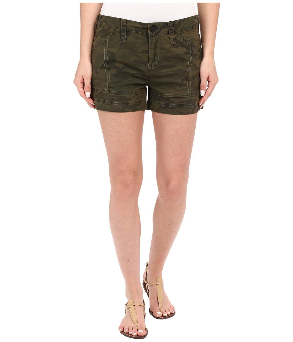 Sanctuary - Traveler Shorts (Mother Nature Camo) Women's Shorts