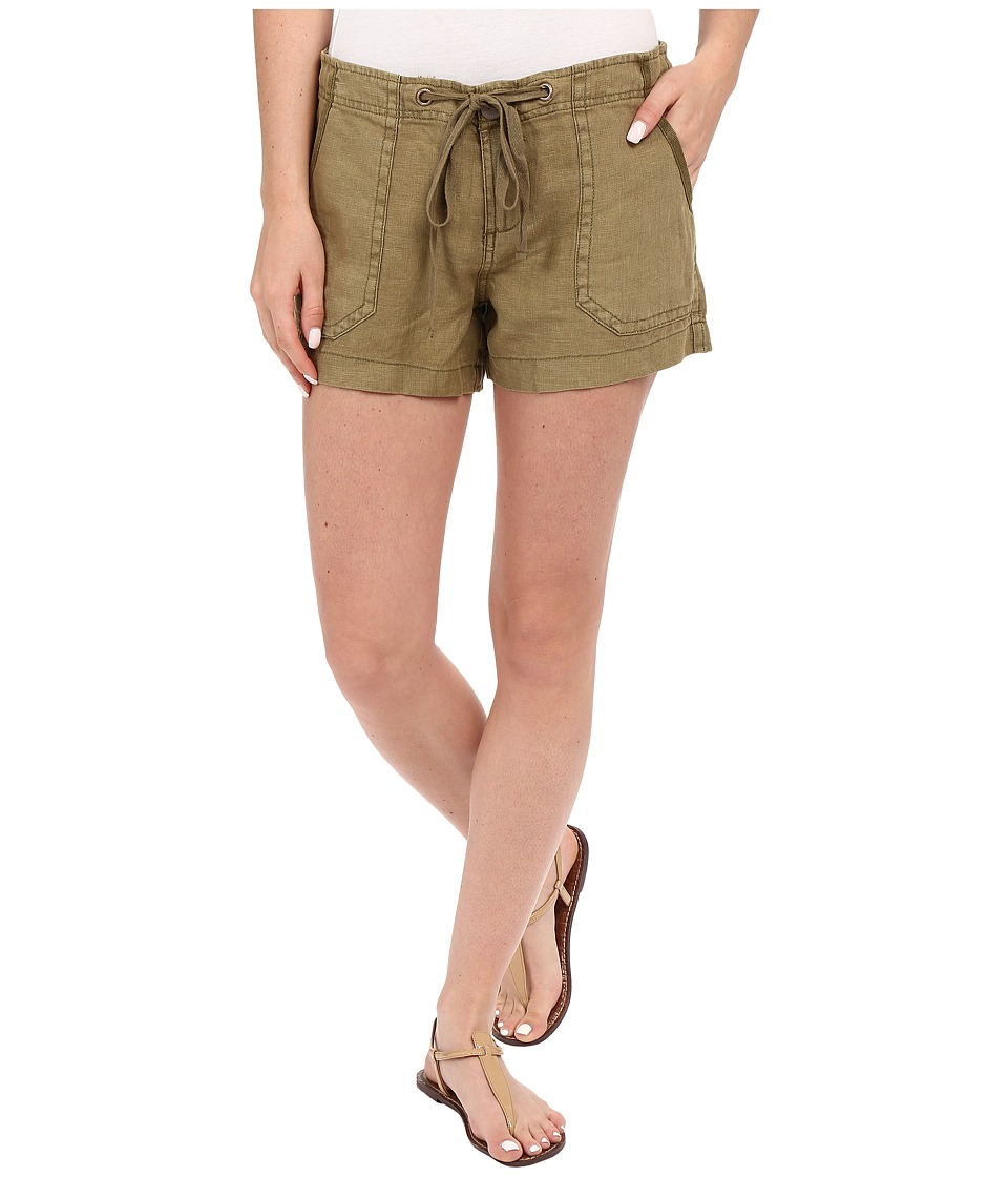 Sanctuary - Newport Shorts (Moss) Women's Shorts