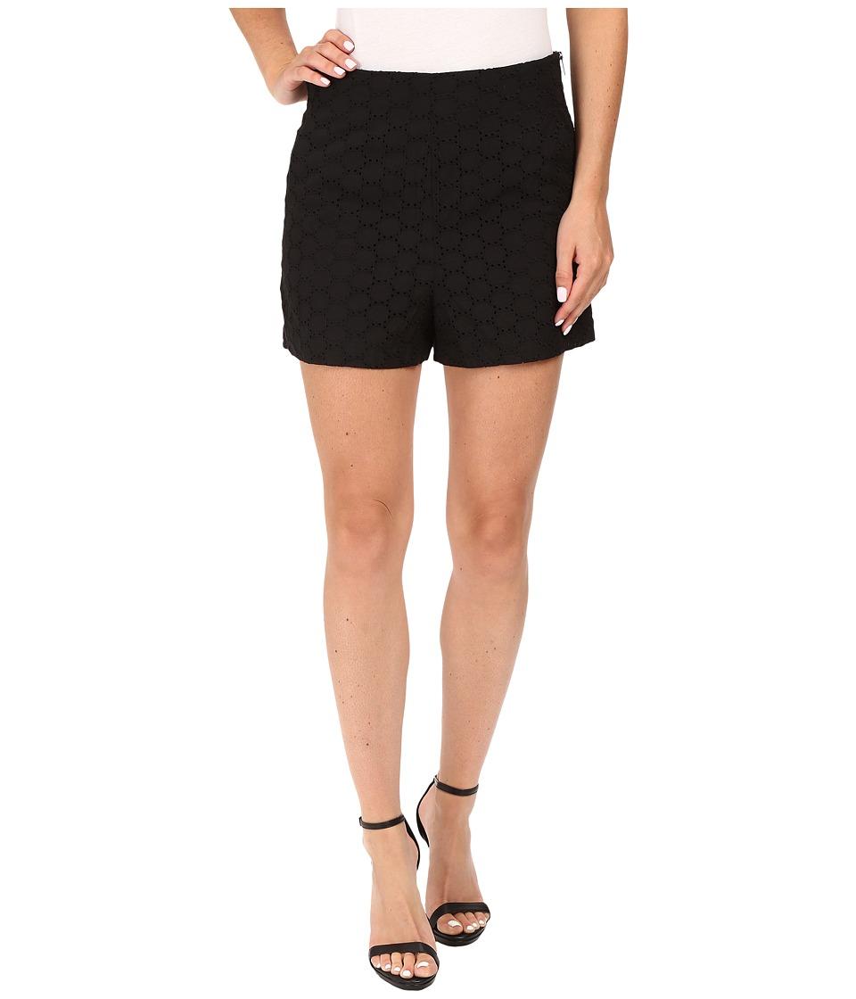 Sanctuary - Olivia Shorts (Black) Women's Shorts