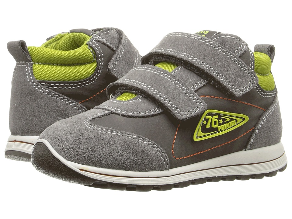 Primigi Kids - Bet (Toddler) (Grey) Boy's Shoes
