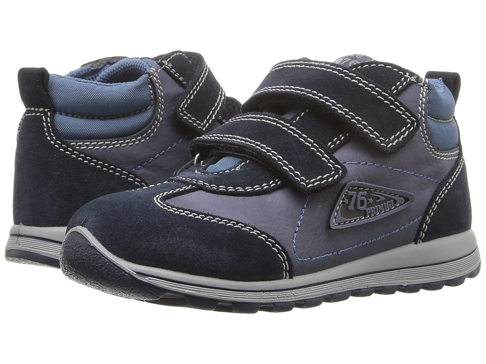 Primigi Kids - Bet (Toddler) (Navy) Boy's Shoes