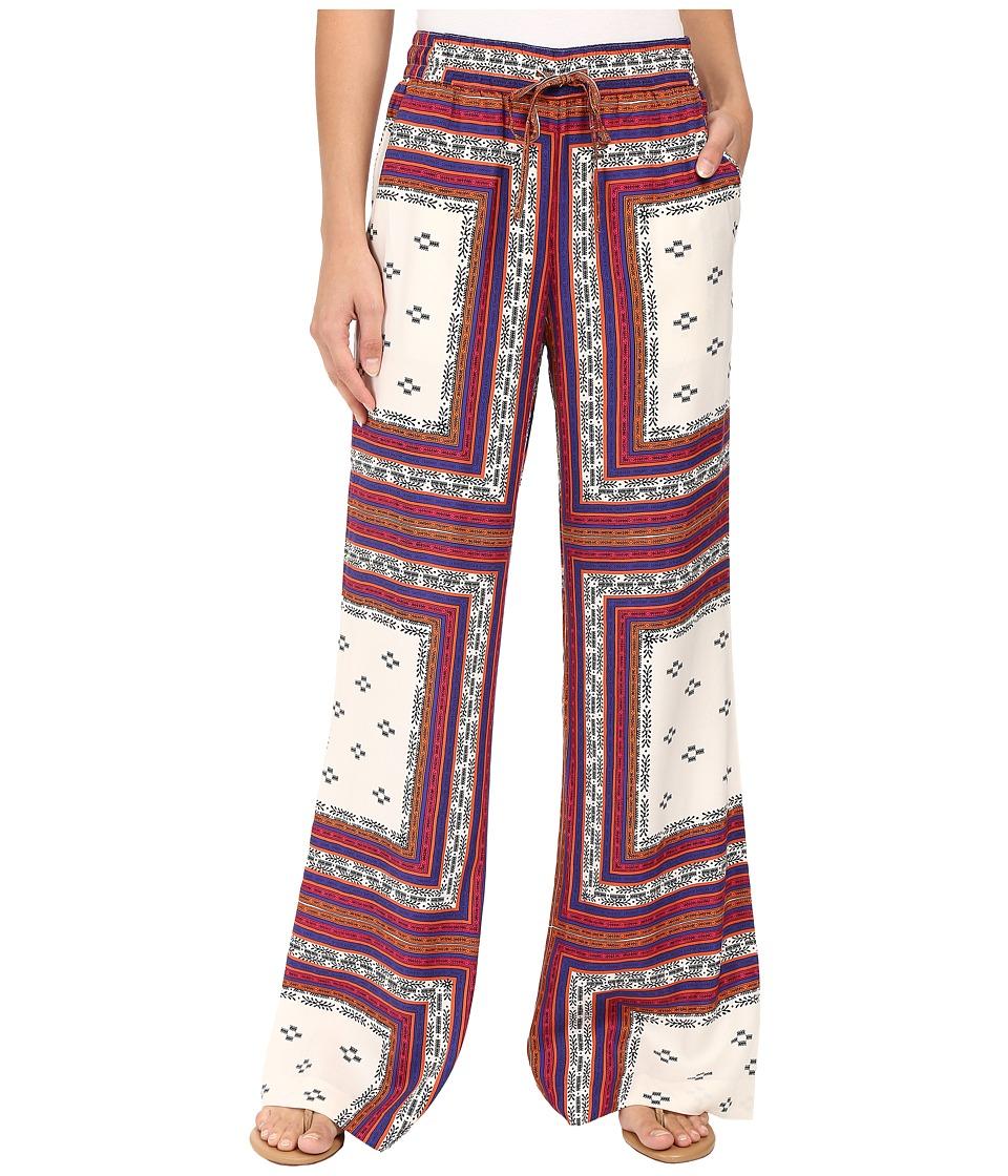 Sanctuary - Sasha Pants (Scarf Print) Women's Casual Pants
