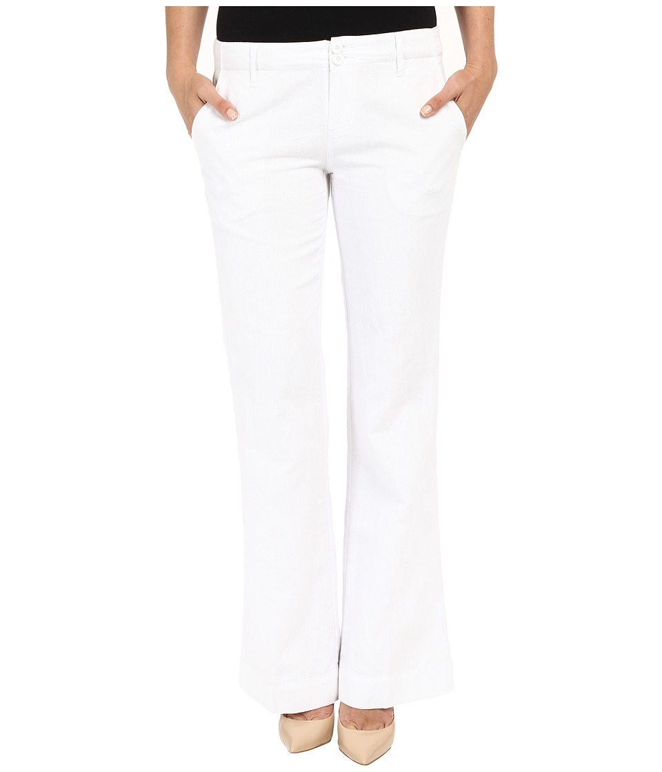 Sanctuary - Blair Wide Leg Pants (White) Women's Casual Pants