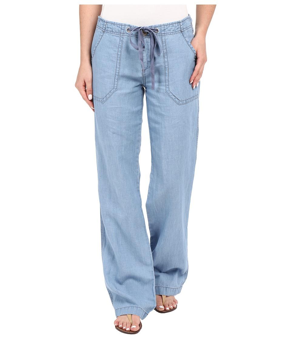Sanctuary - Newport Pants (Sunbleached Blue) Women's Casual Pants