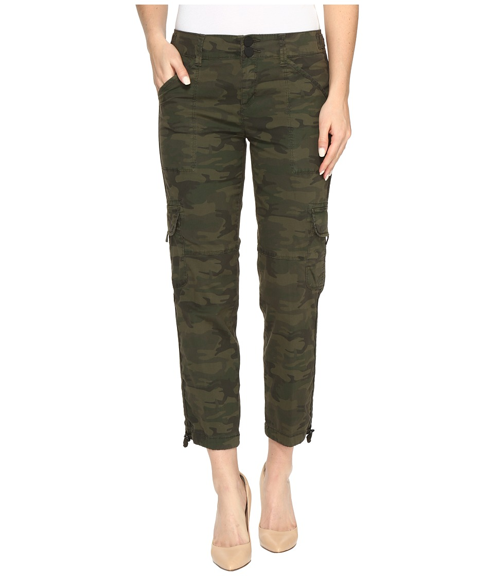Sanctuary - Terrain Crop Pants (Mother Nature Camo) Women's Casual Pants