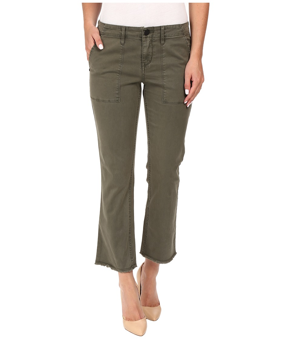 Sanctuary - Peace Crop Pants (Fatigue) Women's Casual Pants