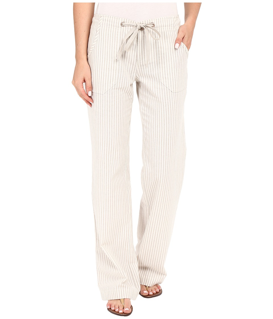 Sanctuary - Newport Pants (Linen Stripe) Women's Casual Pants