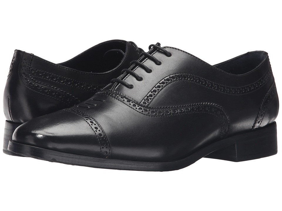 Messico - Loreto (Black Leather) Men's Shoes