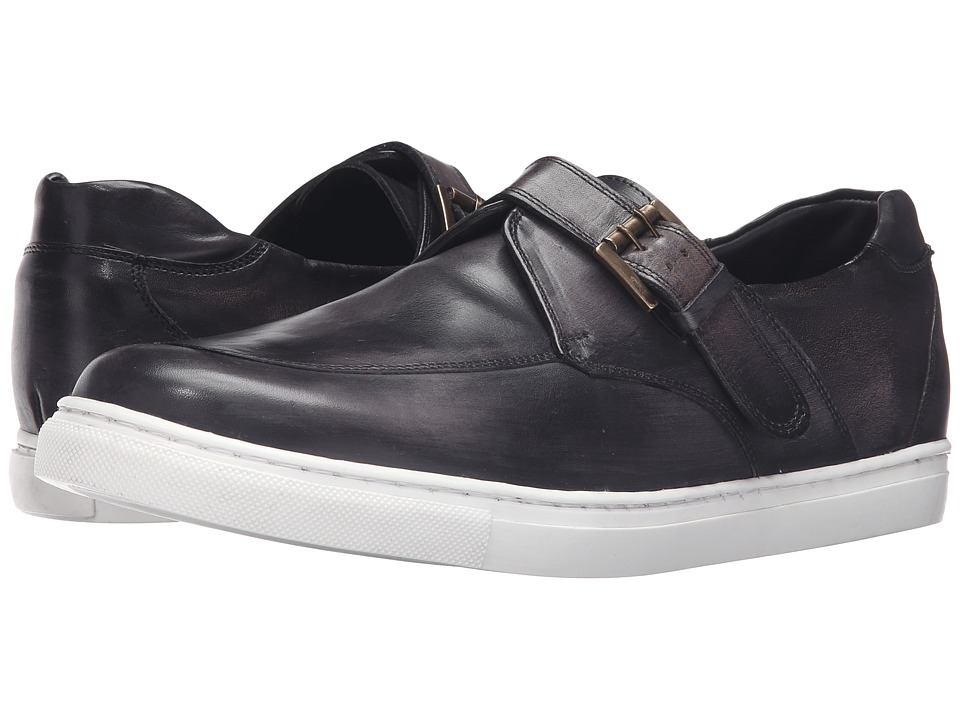Messico - Calipso (Black Leather) Men's Shoes