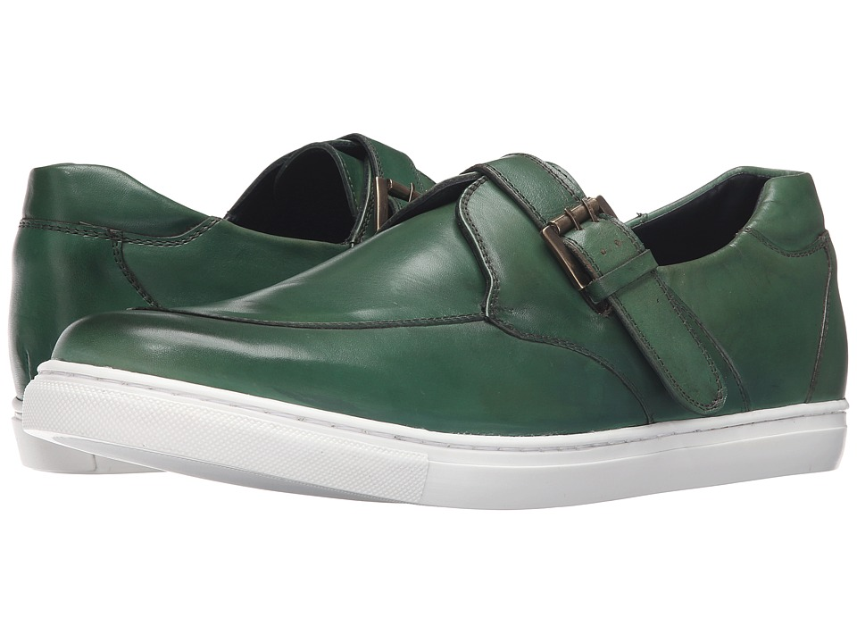 Messico - Calipso (Burnished Green Leather) Men's Shoes