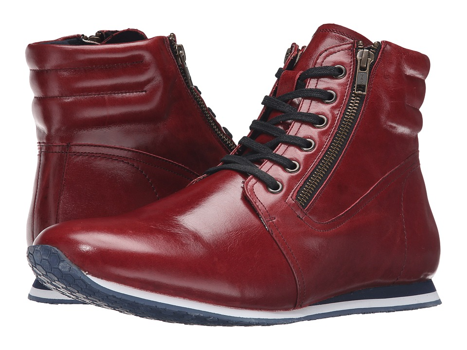 Messico - Joab (Burgundy Leather) Men's Shoes