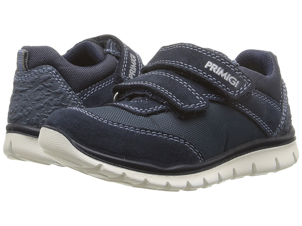 Primigi Kids - Dary (Toddler/Little Kid) (Navy) Boys Shoes