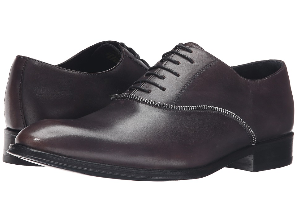 Messico - Jonas (Burnished Grey Leather) Men's Shoes