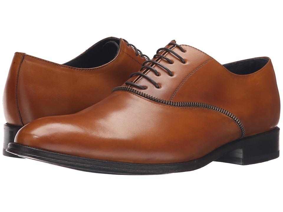 Messico - Jonas (Burnished Honey Leather) Men's Shoes