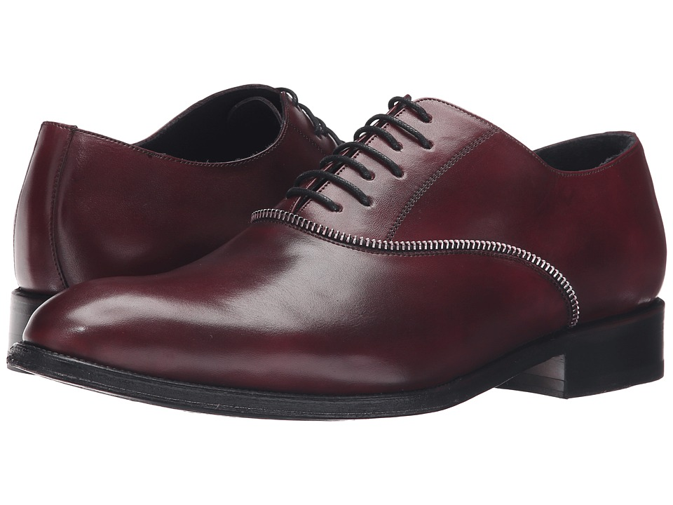 Messico - Jonas (Burnished Grape Leather) Men's Shoes