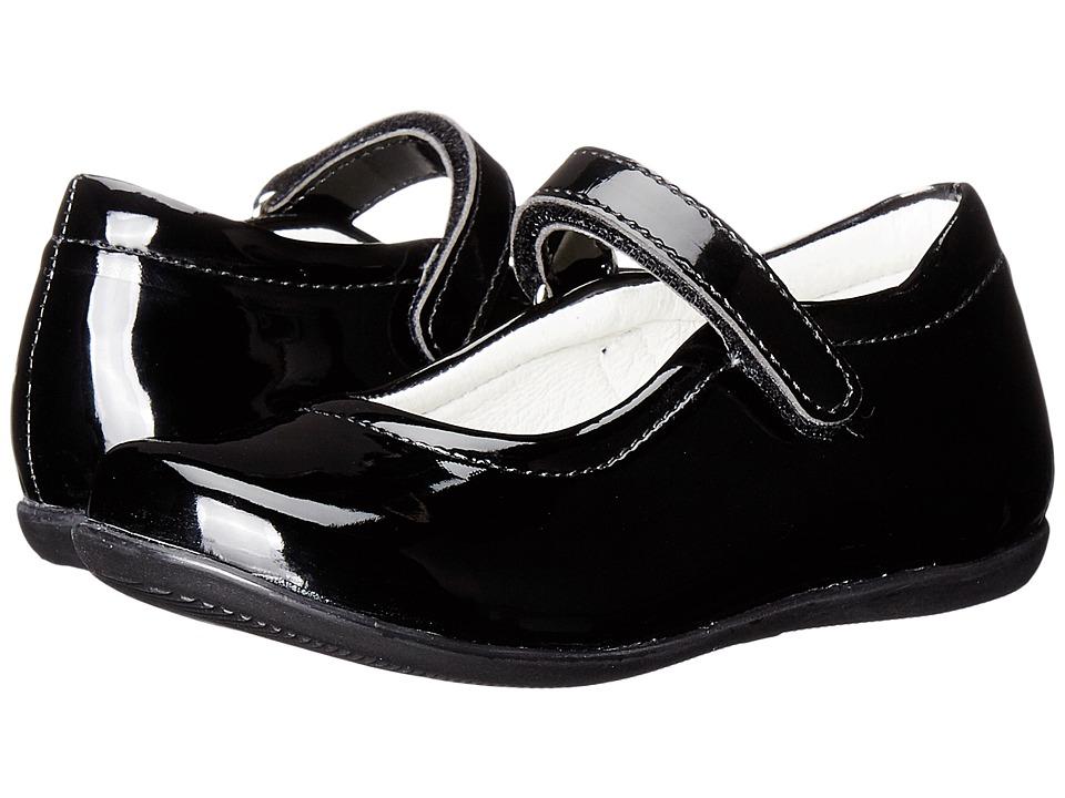 Primigi Kids Zura 1 (Toddler/Little Kid) (Black 1) Girls Shoes