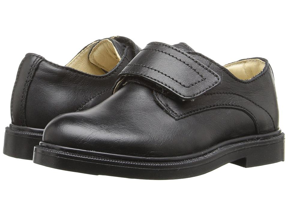 Primigi Kids - Todd-E (Little Kid) (Black 1) Boys Shoes