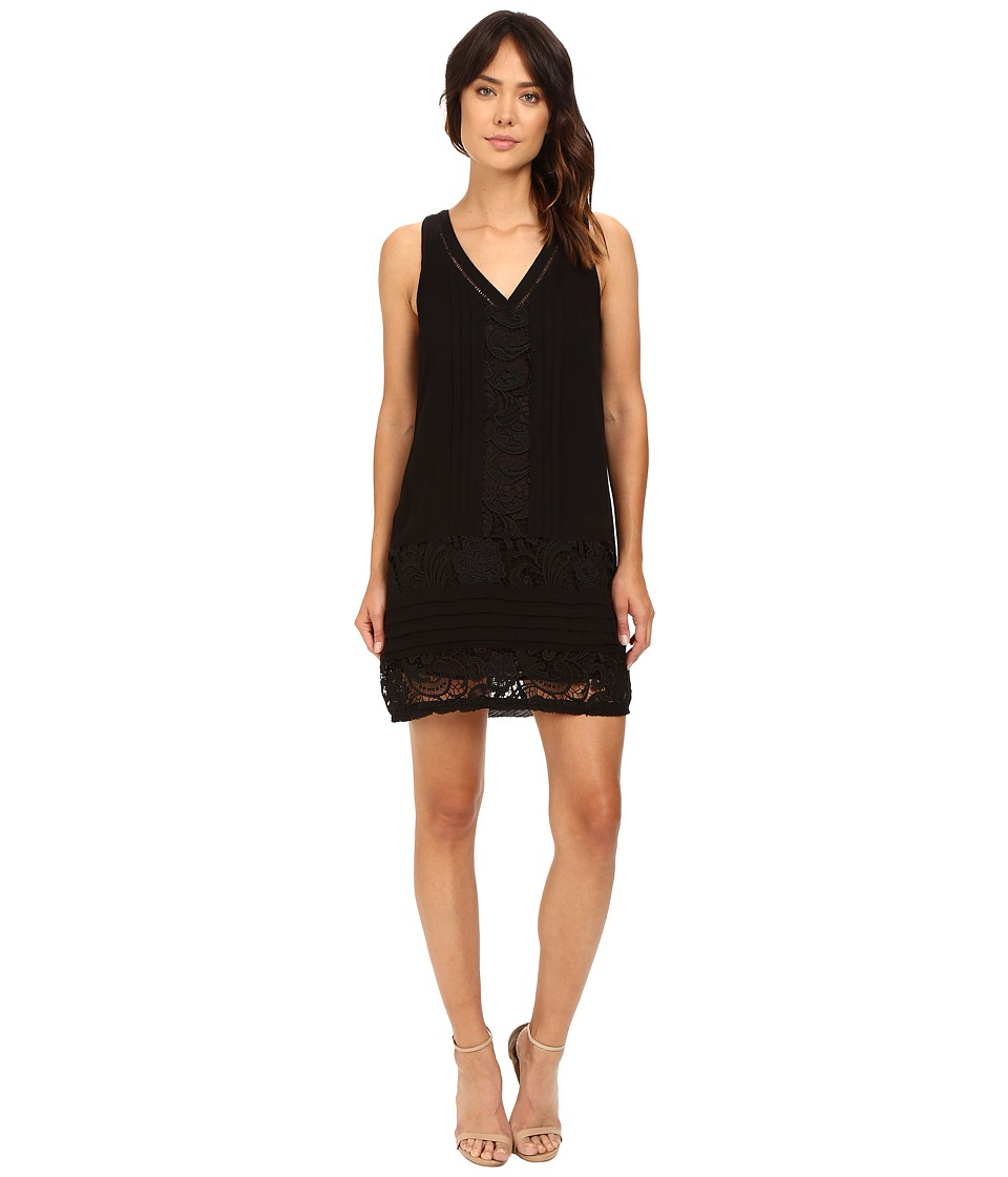 Sanctuary - Rosa Dress (Black) Women's Dress
