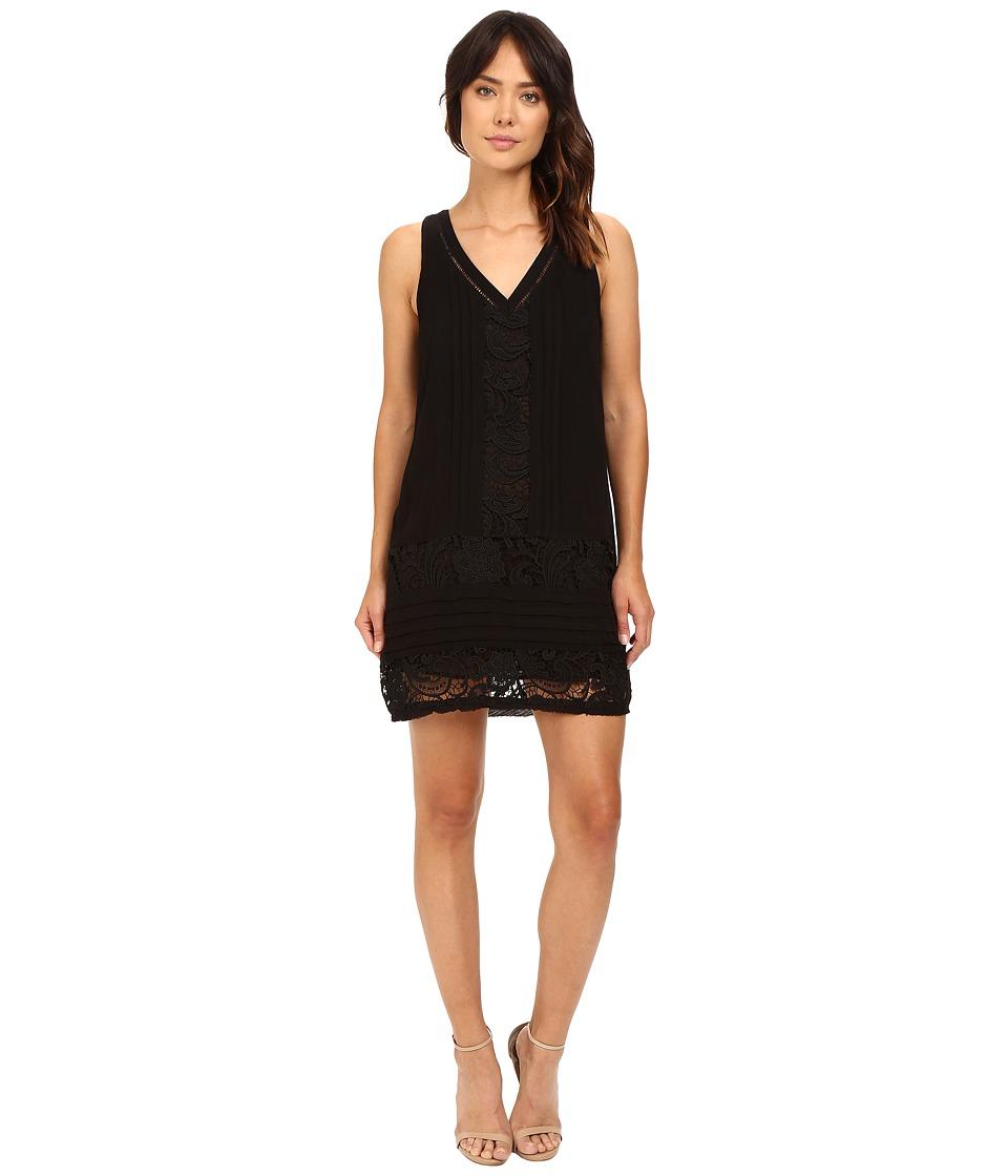 Sanctuary - Rosa Dress (Black) Women's Dress