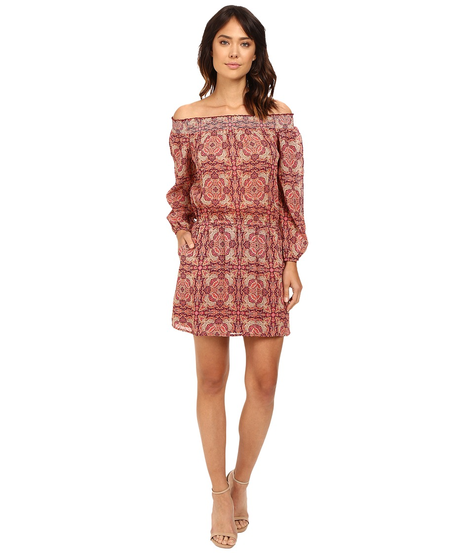 Sanctuary - Elle Boho Dress (Sunset Boho) Women's Dress