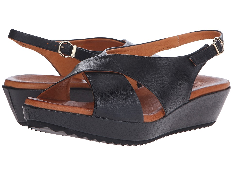 Sesto Meucci - 321 (Black Cesa Kid) Women's Sandals