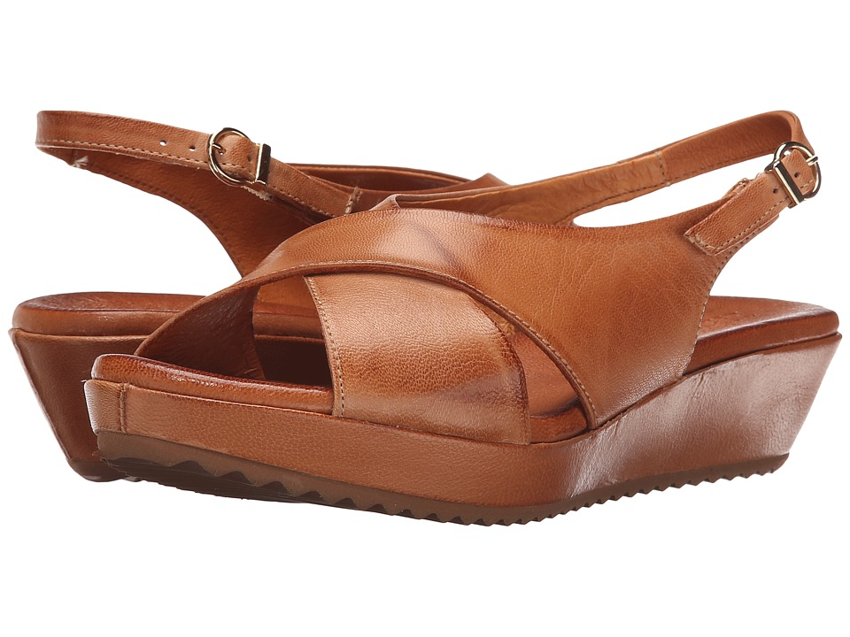 Sesto Meucci - 321 (Cuoio Cesa Kid) Women's Sandals