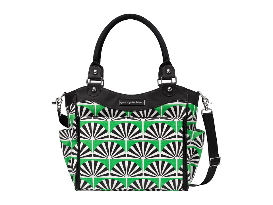 petunia pickle bottom - Glazed City Carryall (Playful Palm Springs) Diaper Bags