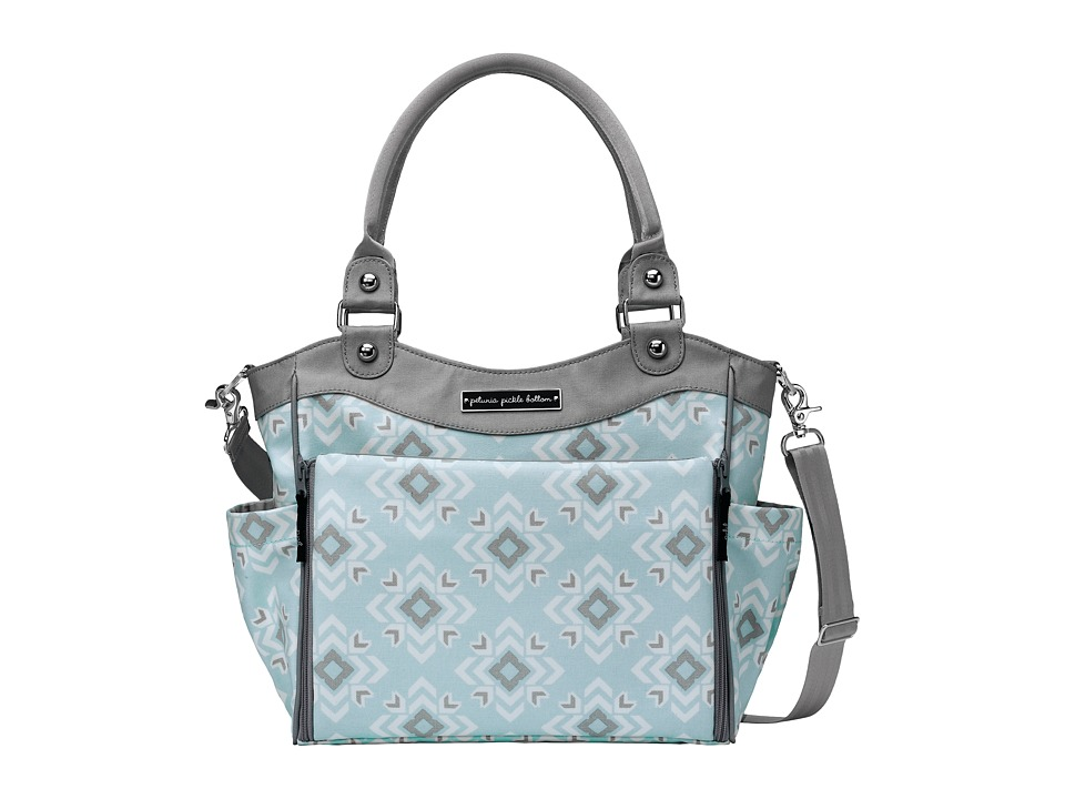 petunia pickle bottom - Glazed City Carryall (Sleepy San Sebastian) Diaper Bags