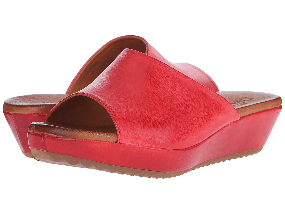 Sesto Meucci - 322 (Red Cesa Kid) Women