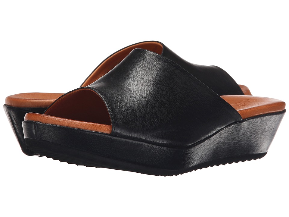 Sesto Meucci - 322 (Black Cesa Kid) Women's Sandals